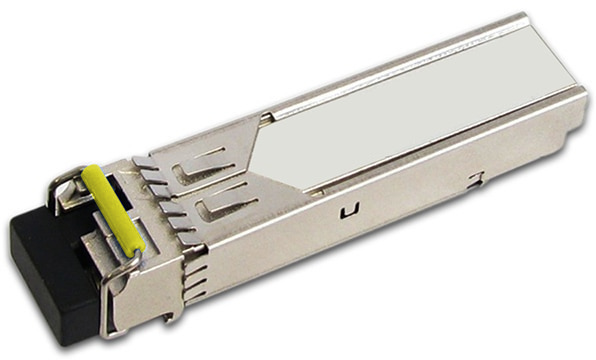 SFP Transceiver 1Gbit/s single mode LC BiDi 1550TX/1310RX 3km