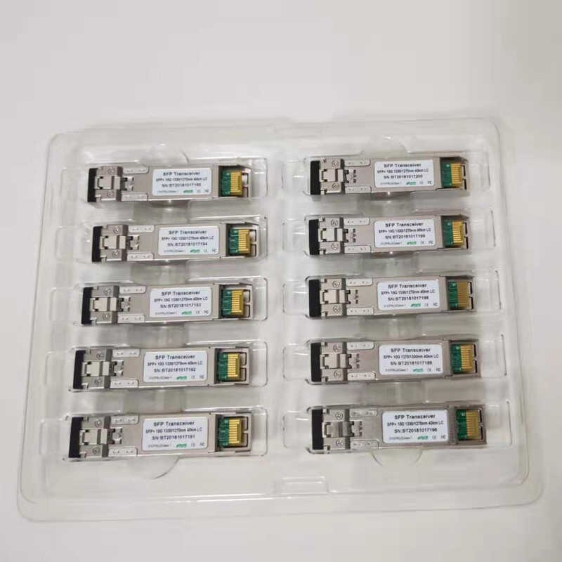 SFP+ Transceiver 10-pack 10Gbit/s single mode BiDi 20km 1330/1270 Netgear
