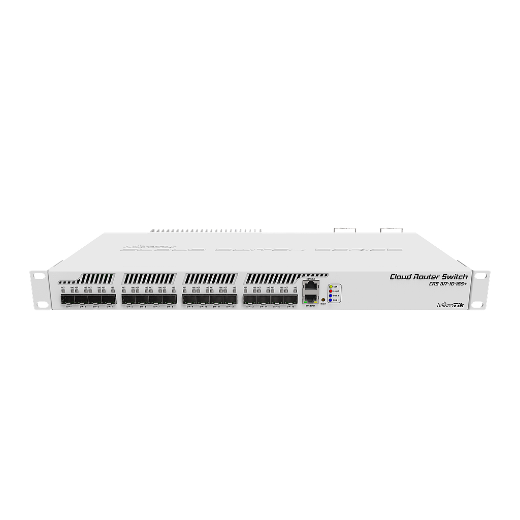 Mikrotik CRS317-1G-16S+ Cloud Router Switch